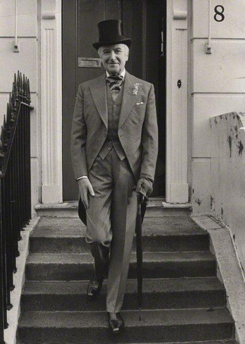 Cecil Beaton, 1972