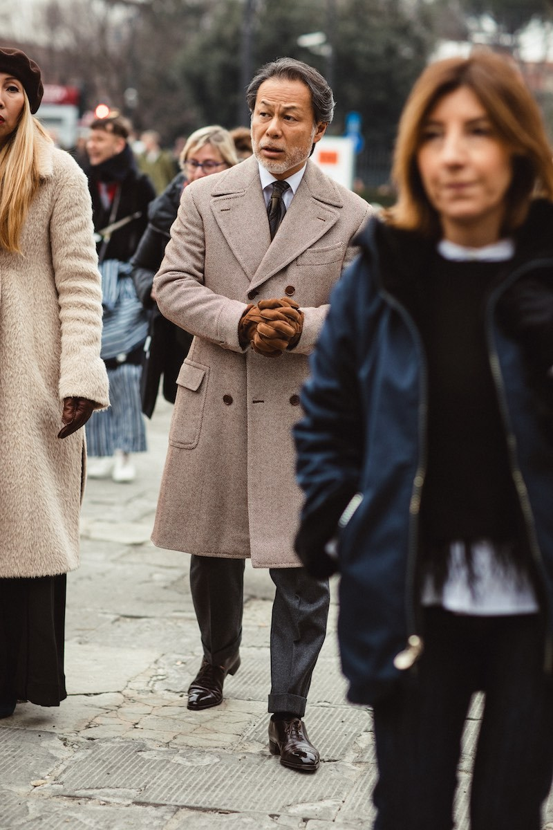 Source : The Sartorialist