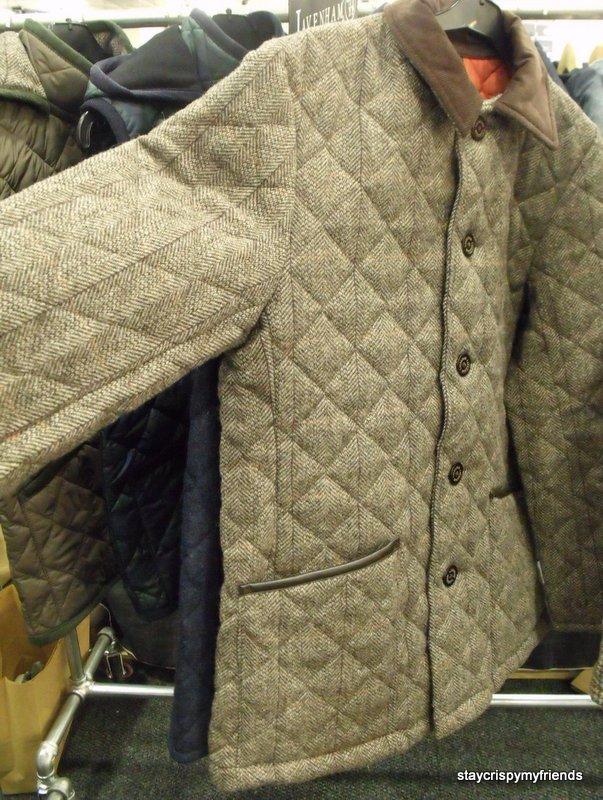 Une Husky en laine de chez Lavenham.