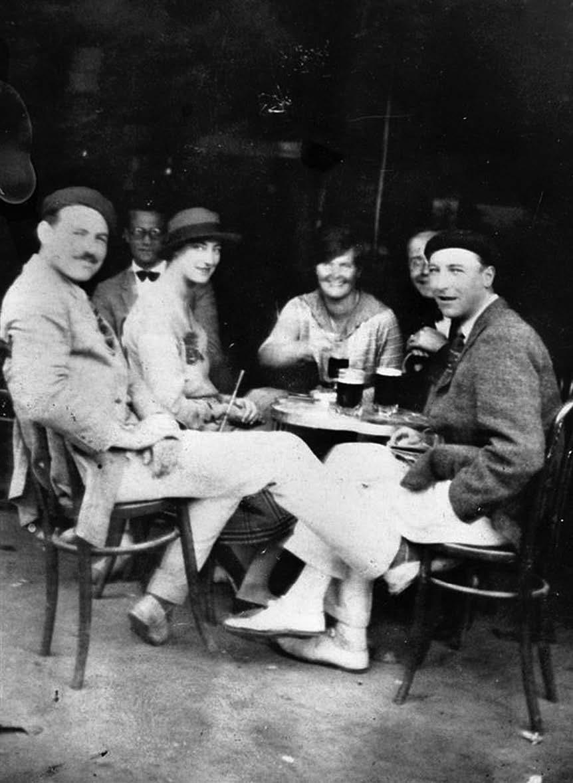 Ernest Hemingway espadrilles