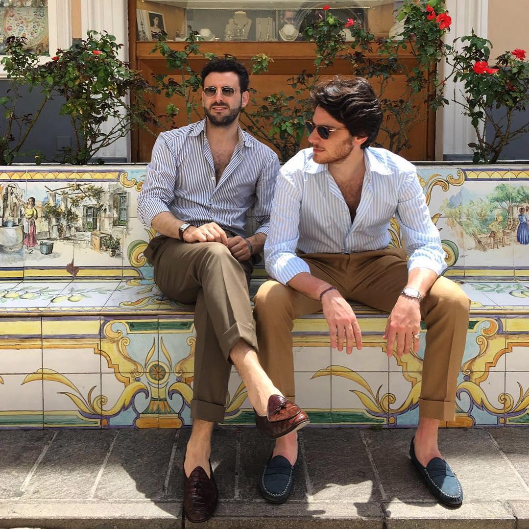 Sources : Gennaro Annunziata (gauche) et Alfonso Curzio de Francesco (droite)
