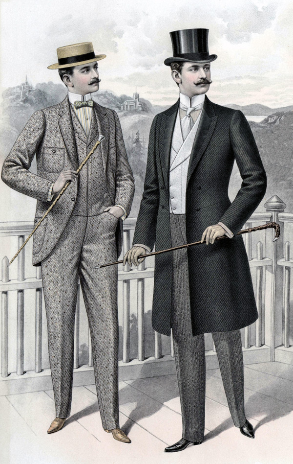 Les coupes amples sont un détail de l'histoire du pantalon.