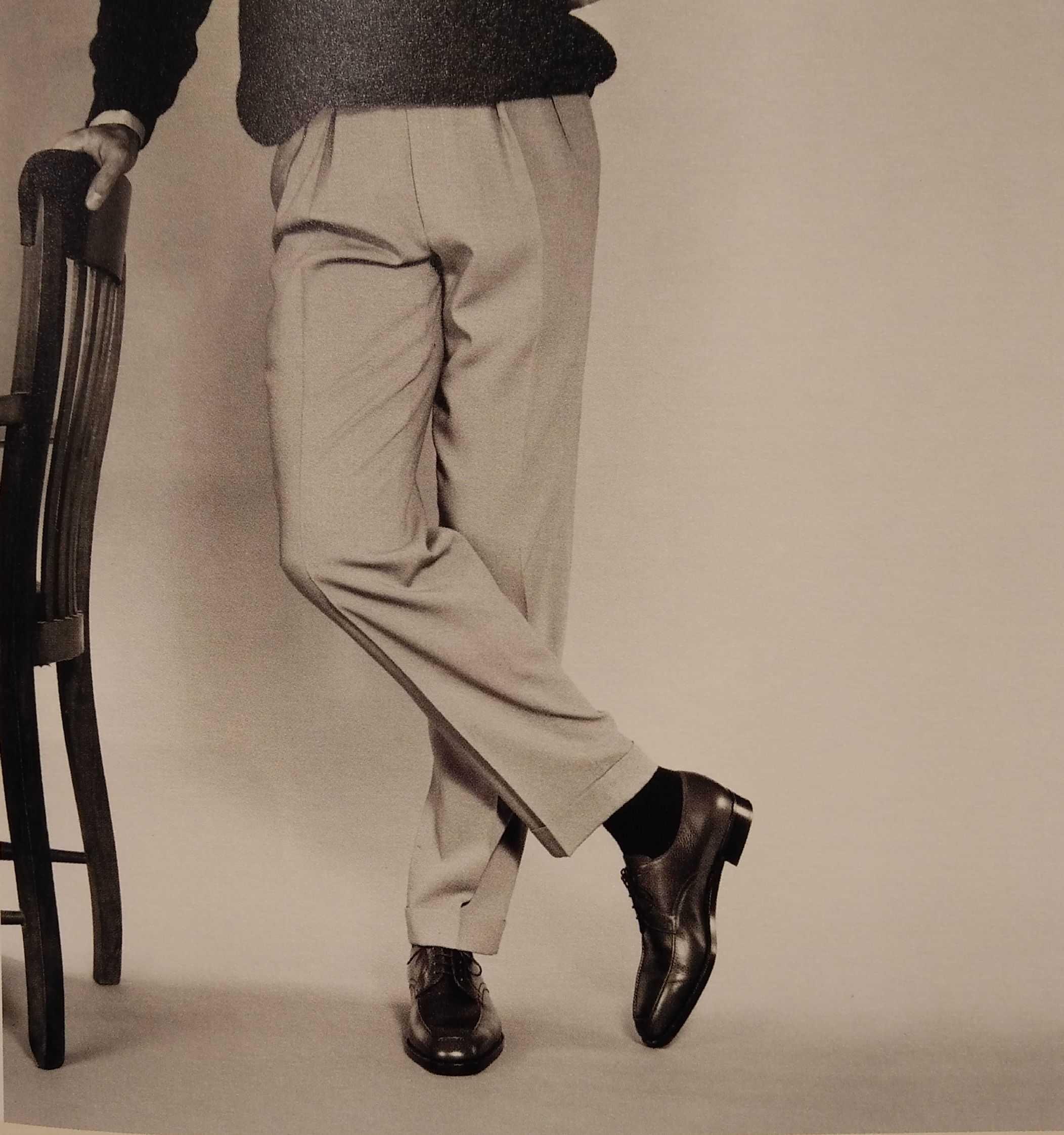Pantalon Bernard Zins