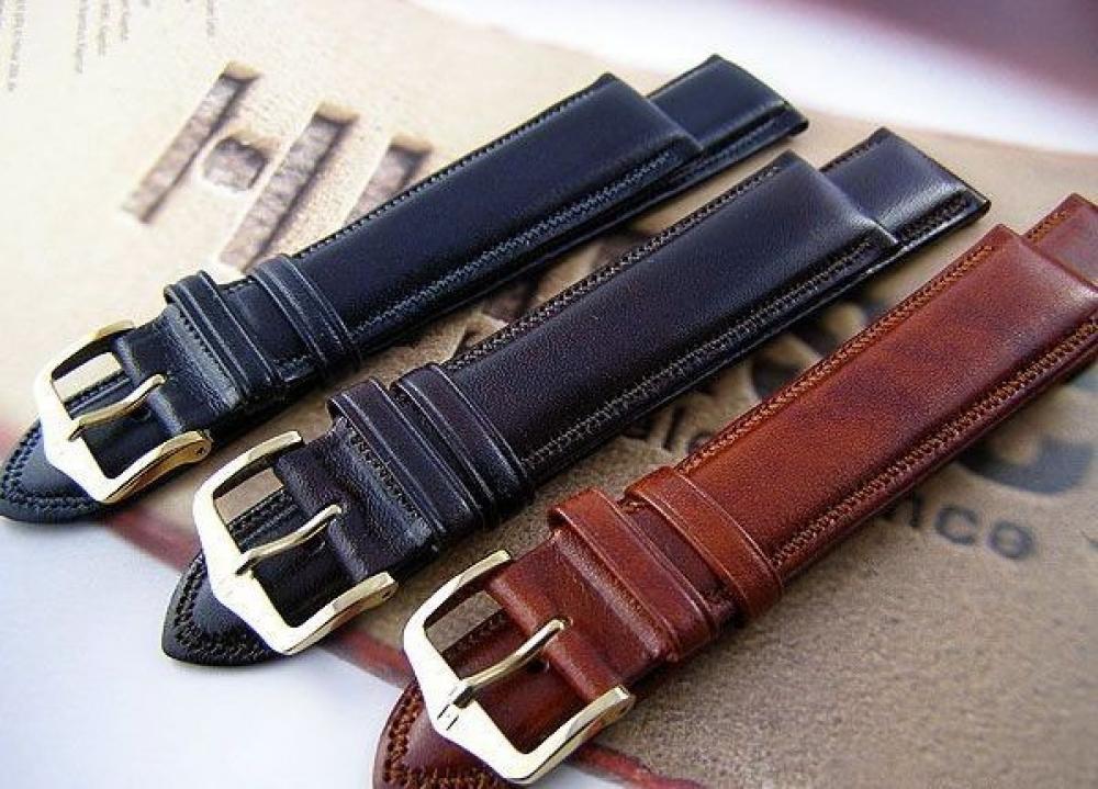 Un de mes bracelets Hirsch favoris, le modèle Ascot.