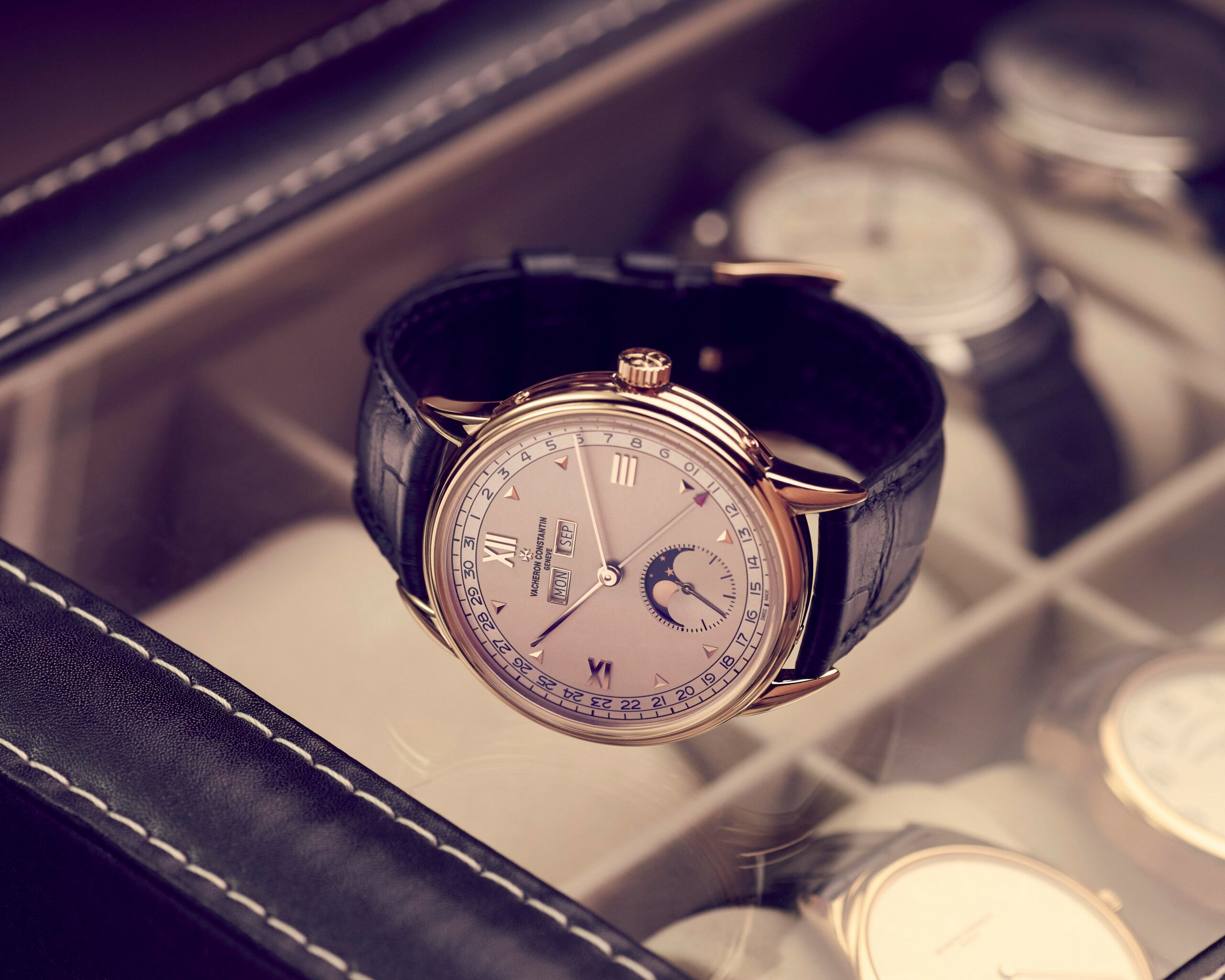 Sélection de montres habillées automatiques de 100€ à 1000€