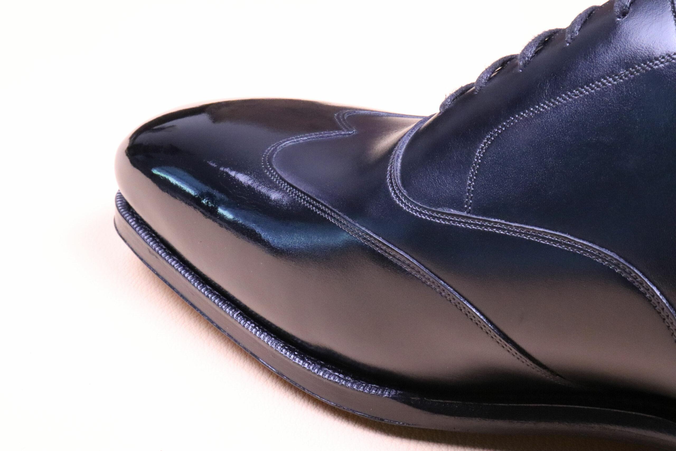 Le travail de piquage est vraiment très propre pour une chaussure à moins de 300€ (Source: Sartorialisme)