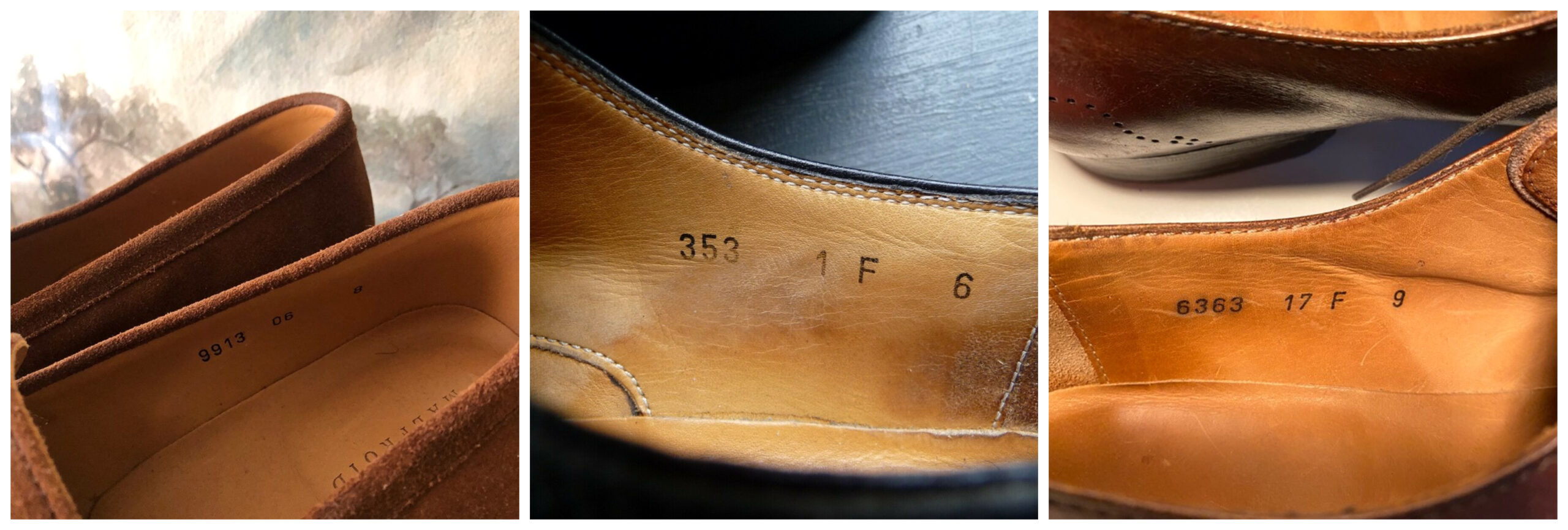 chaussures Carlos Santos Loding Malfroid