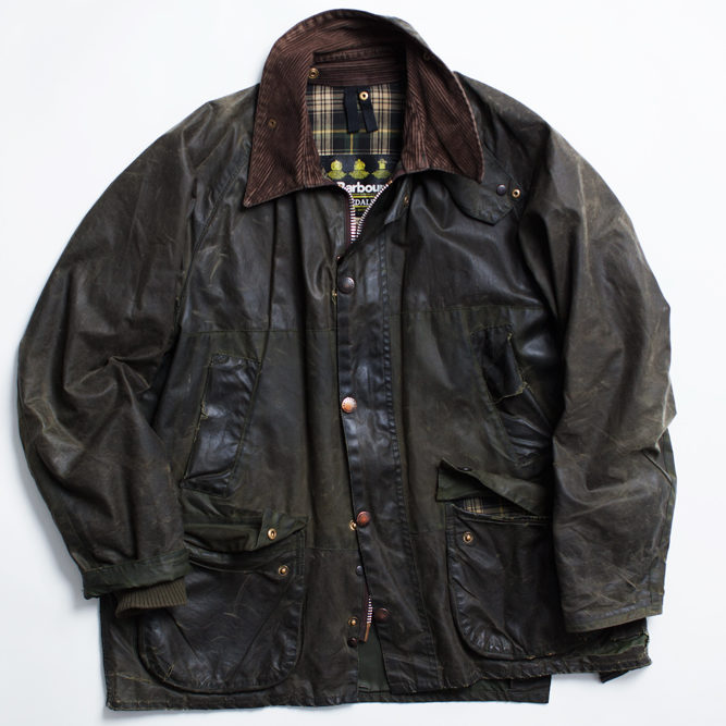 Barbour de The Sartorialist